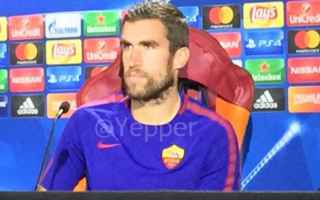 Champions League: barcellona  roma  strootman