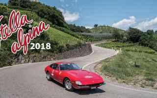 Motori: stella alpina  auto d
