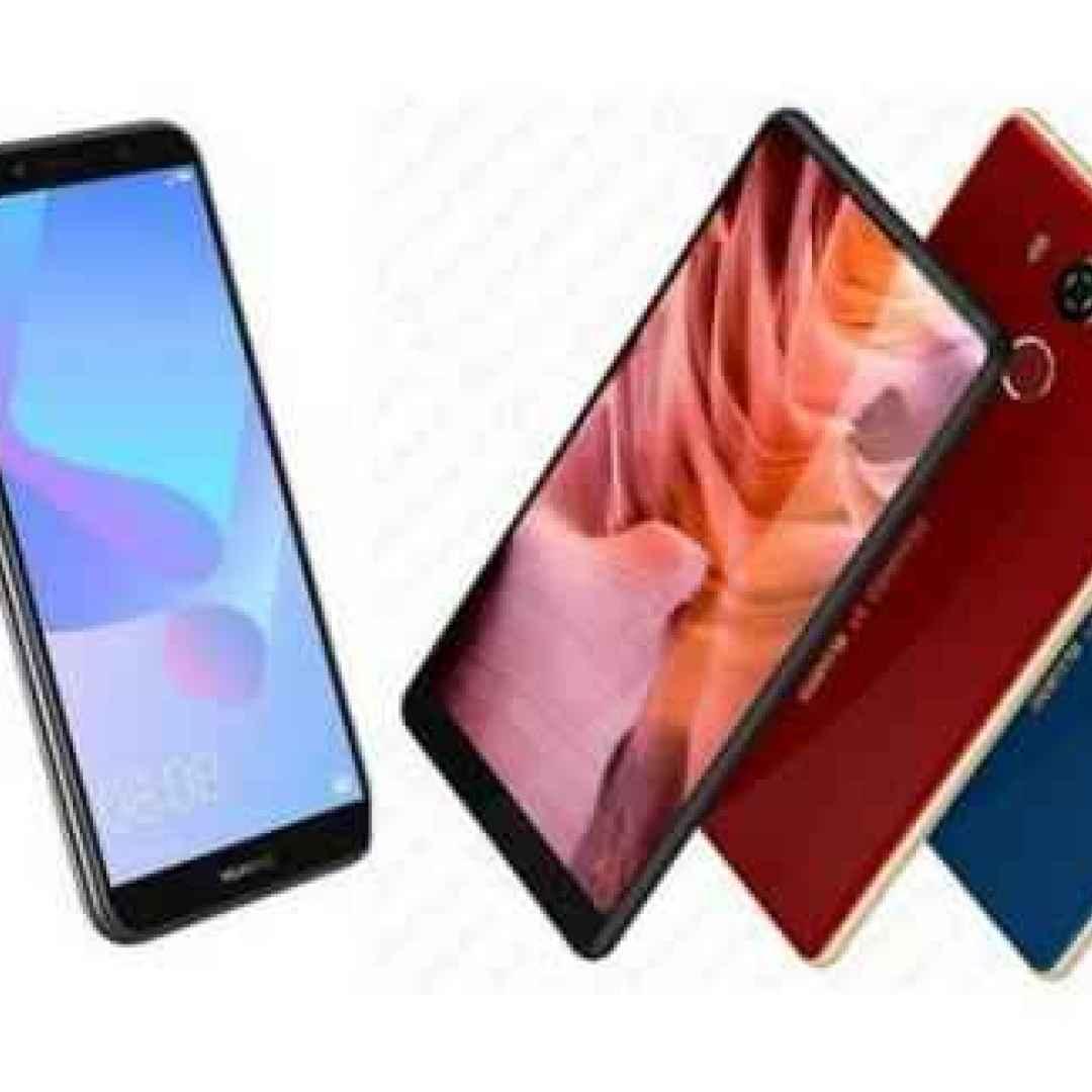 huawei  smartphone  bluboo
