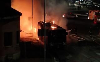 Roma: atac  roma  flambus