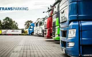 App: camion  tir  camionisti  parcheggi  android