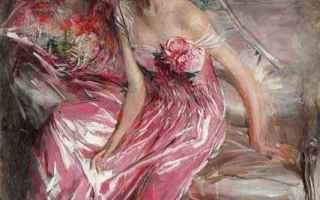 Arte: boldini mostra  arte  milano gam