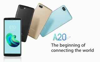 Cellulari: blackview a20  android go  smartphone