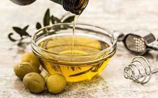 Alimentazione: olio di oliva  conservazione  igiene