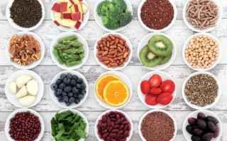 Alimentazione: intolleranze  alimentazione  salute
