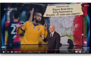 Champions League: crozza  benatia  juventus