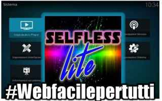 Software Video: selfless lite  kodi  addon