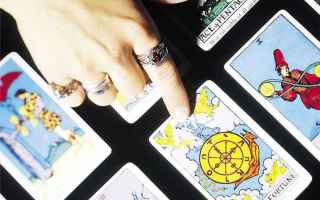 Astrologia: tarocchi  zingara  decani