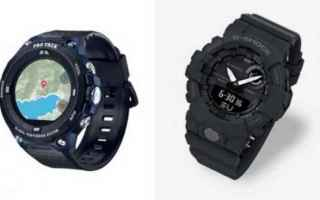 Gadget: casio  smartwatch  wearable
