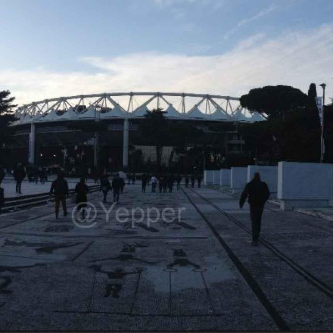 roma  genoa  asroma  olimpico