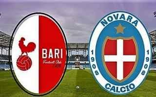 Serie B: bari  novara  serieb  calcio