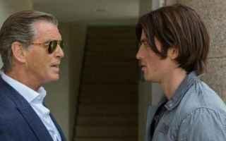 Pierce Brosnan e` il protagonista di I.T. – Una mente pericolosa, film consigliato per la serata d