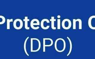 gdpr  privacy  data protection officer