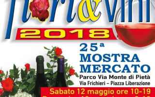 Torino: carignano  fiori