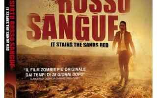 Cinema: horror deserto rosso sangue zombie