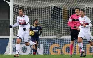 Serie A: genoa  verona