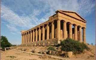 Cultura: agrigento  akragas  archeologia