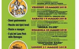 Notizie locali: castel bolognese  sagra  pentecoste