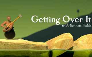getting over it android iphone giochi
