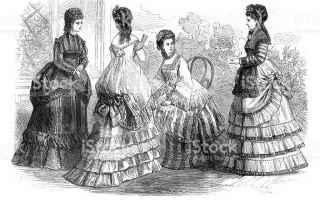 Storia: epoca vittoriana bellezza femminile