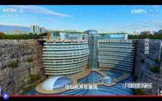 Architettura: cina  architettura  alberghi  turismo