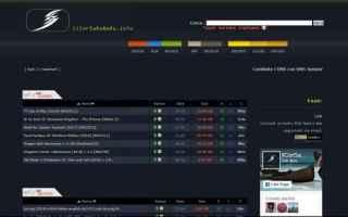 File Sharing: corsaro nero  torrent