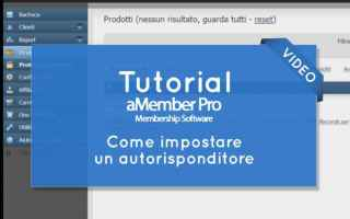 Webmaster: amember  membership website  webmaster