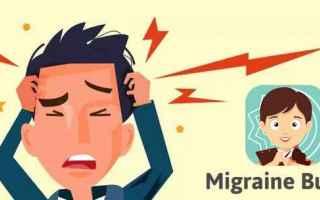 Salute: emicrania salute android iphone medicina