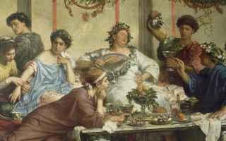 Storia: antica roma banchetti vomito