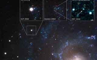 Astronomia: supernove  stelle  hubble