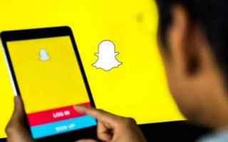 Foto online: snapchat  messaggistica  foto