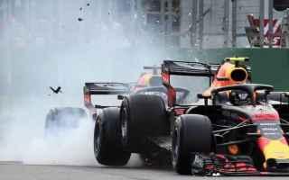 Formula 1: formula 1  baku  azerbaigian  incidenti