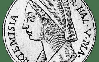 Storia: artemisia  caria  regina  salamina  sers