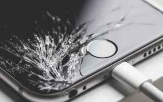 iPhone - iPad: recupero foto iphone rotto