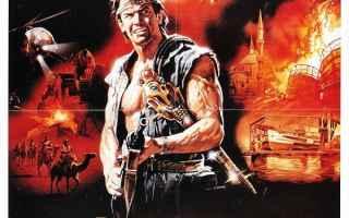 I sopravvissuti nella città morta è un film di avventura anni 80 straordinariamente semplice ed ef