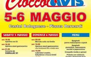 Notizie locali: castel bolognese  avis  cioccolavis
