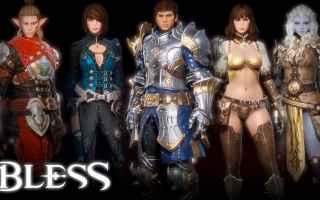 Giochi Online: bless mmorpg mmo
