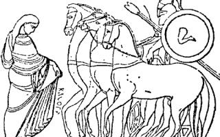 Cultura: anfiarao  apollo  argo  bronzi di riace