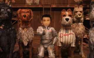Cinema: isola dei cani cinema  film  animazione