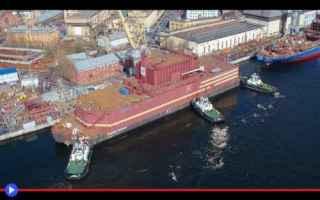 dal Mondo: energia  navi  russia  progetti