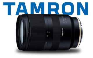 Fotocamere: tamron sony mirrorless
