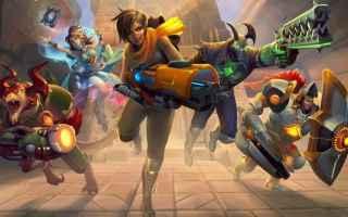 Giochi Online: moba  esports  paladins