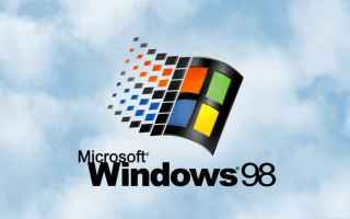 Microsoft: windows 98  crash  schermata blu  bill gates