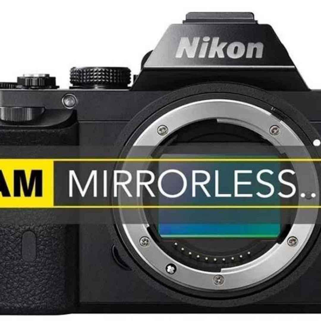 nikon mirrorless sony fotografia