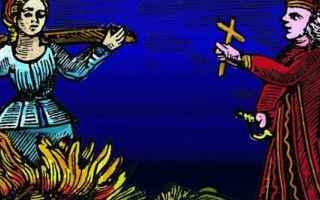 Storia: medioevo streghe inquisizione