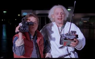 Cinema: ritorno al futuro  cinema  film  movie