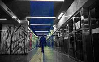 Roma: metro c  atac  trasporto pubblico