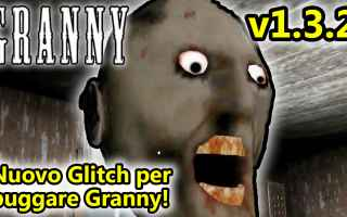 Mobile games: granny  android  horror