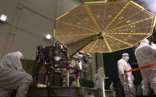 Astronomia: nasa  insight  mars cube one  marte