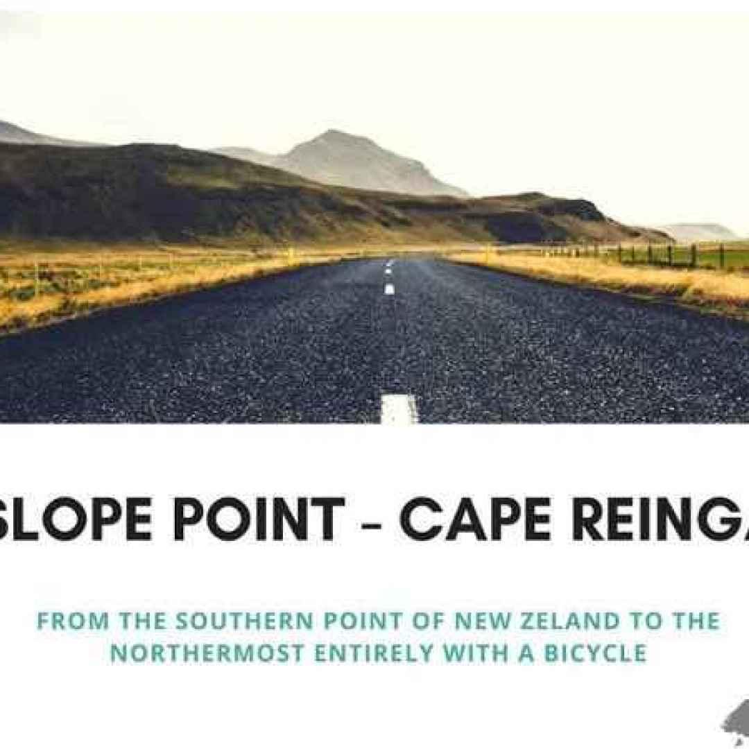 bicicletta  nuova zelanda  natura